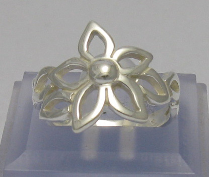 Silver ring - R000316