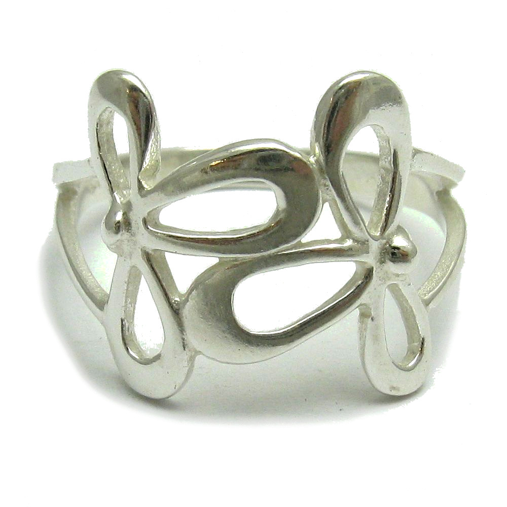 Silver ring - R000325