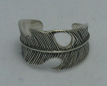 Silver ring - R000327