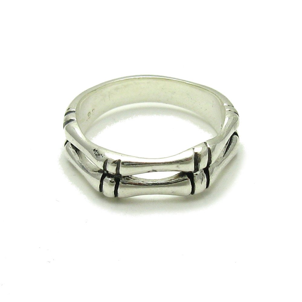 Silver ring - R000340