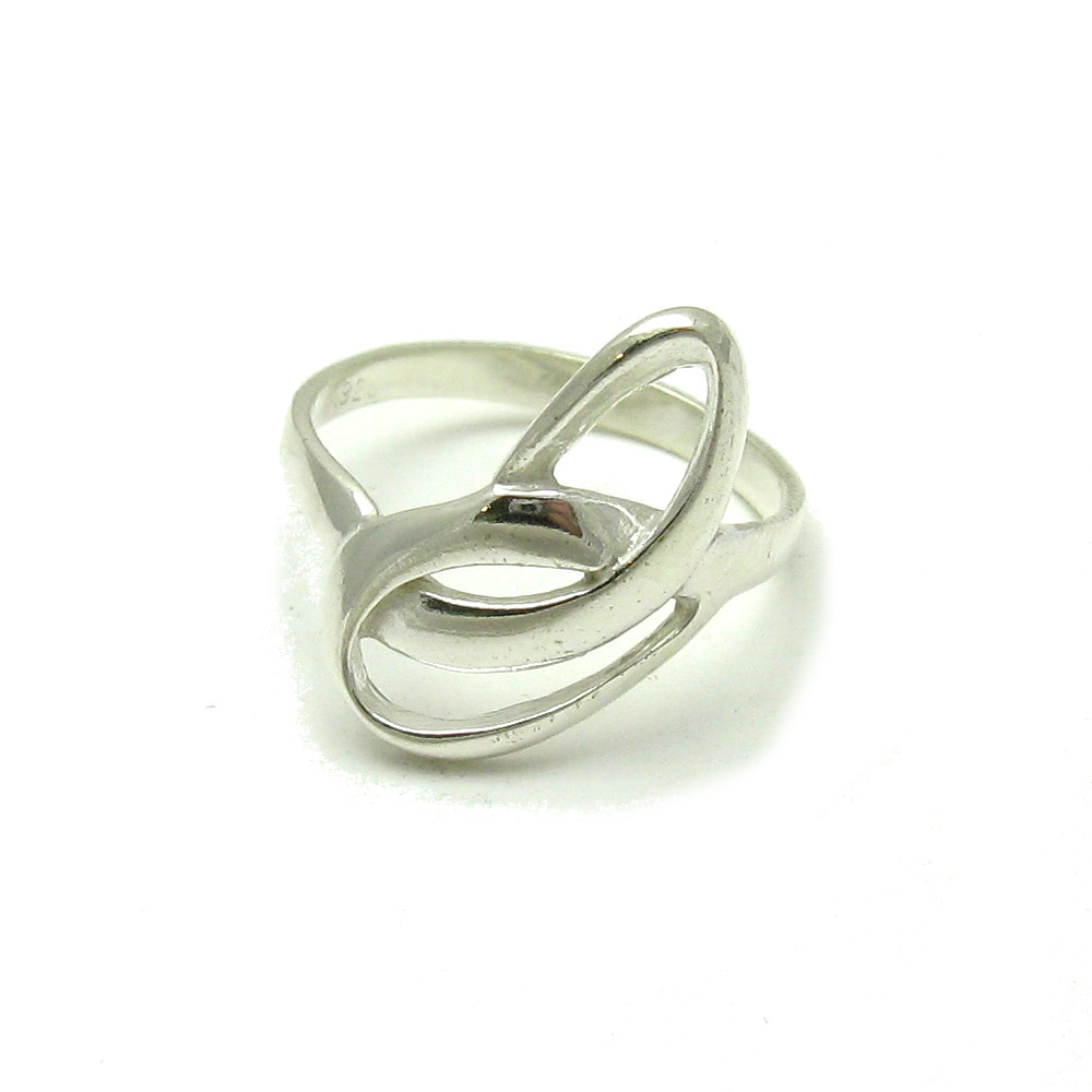 Silver ring - R000341