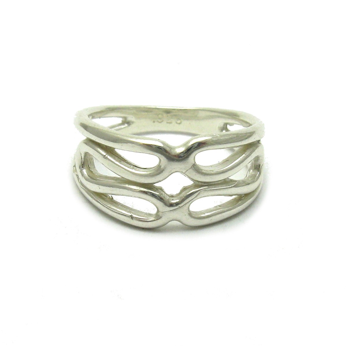 Silver ring - R000344