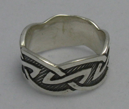 Silver ring - R000348