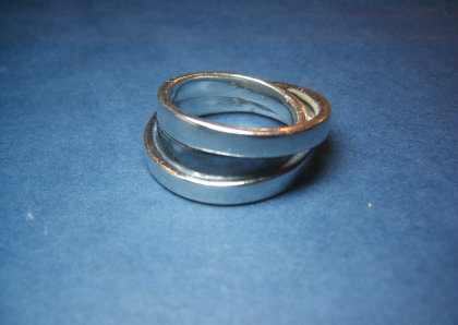 Silver ring - R000349