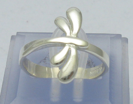 Silver ring - R000363