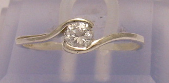 Silver ring - R000364