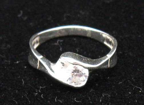 Silver ring - R000367