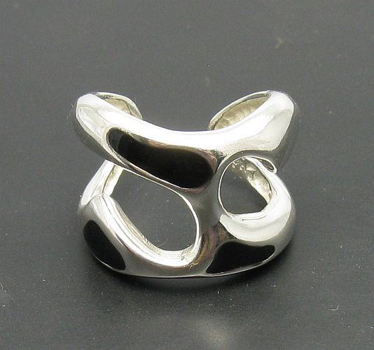 Silver ring - R000375