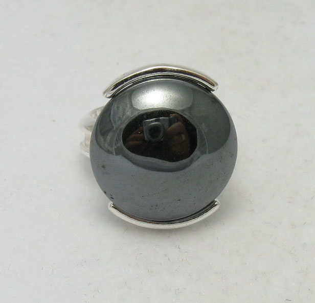 Silver ring - R000388H
