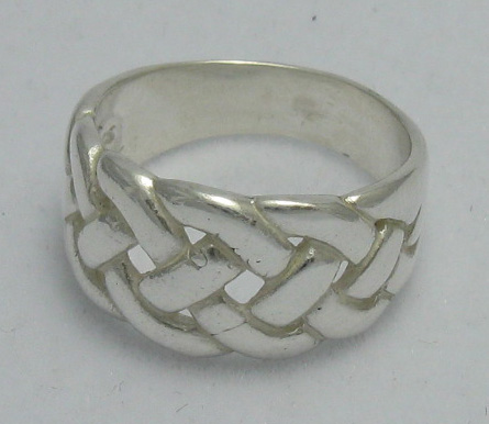 Silver ring - R000393