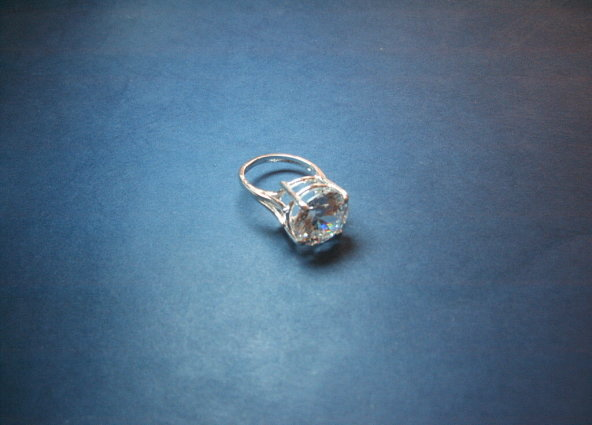 Silver ring - R000395