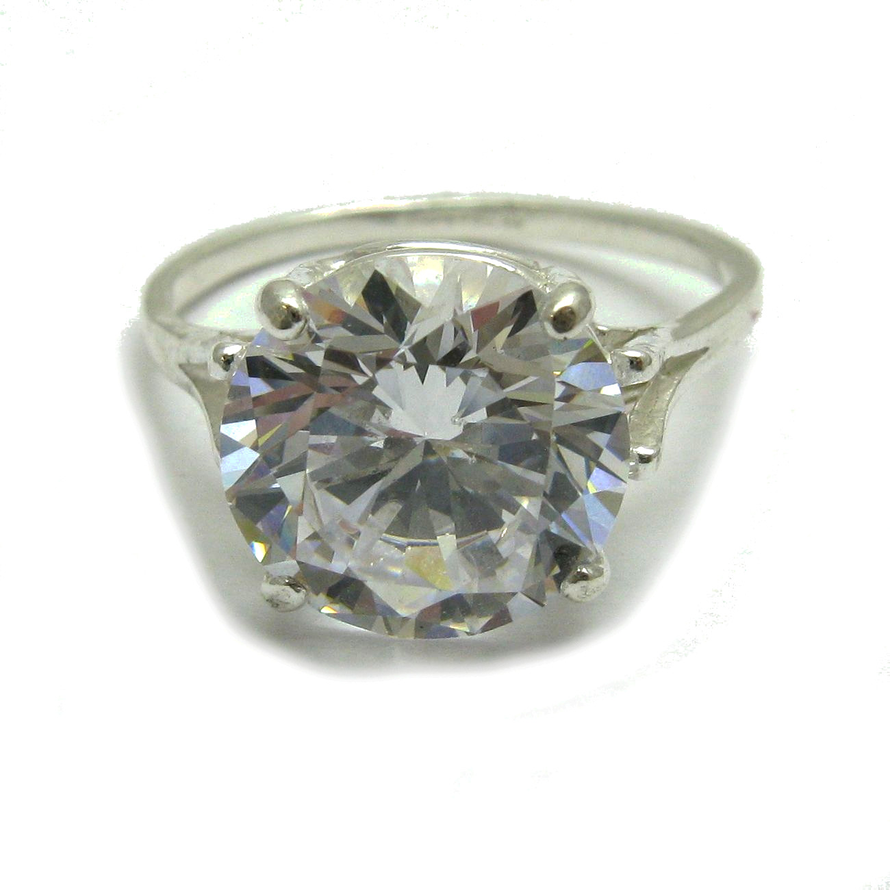 Silver ring - R000397