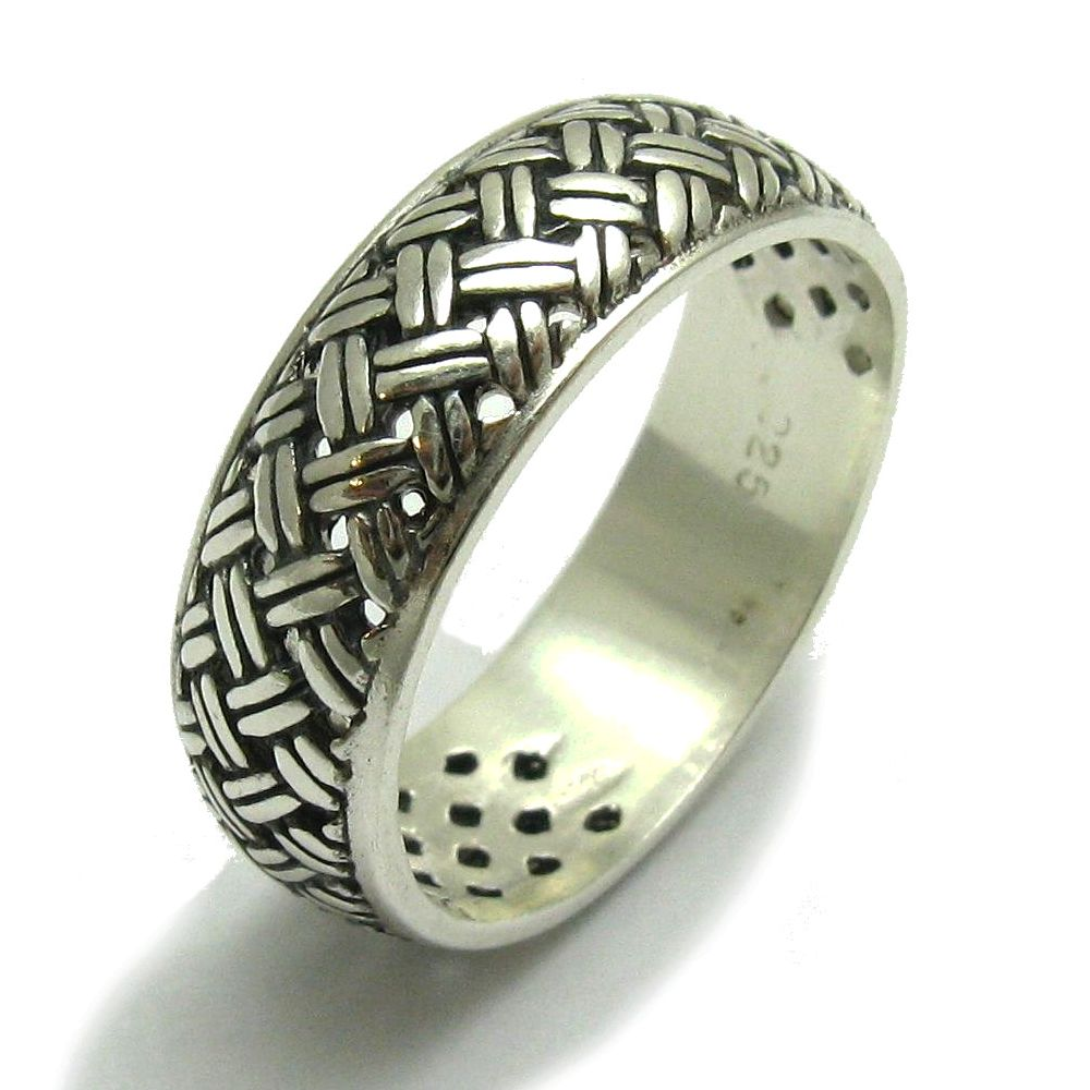 Silver ring - R000401
