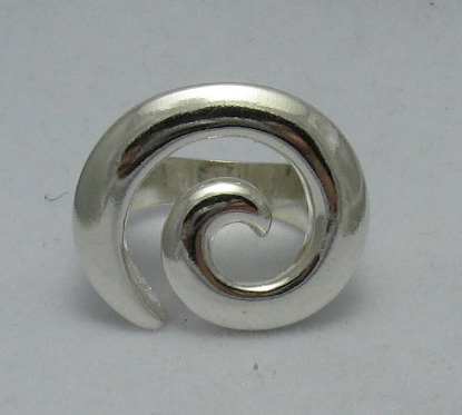 Silver ring - R000403