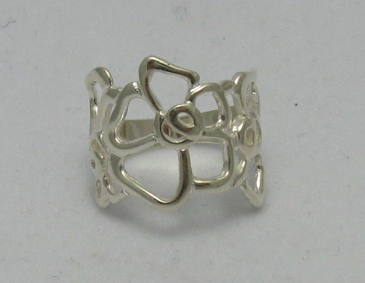 Silver ring - R000407