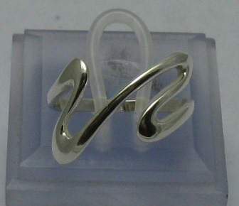 Silver ring - R000410