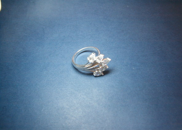 Silver ring - R000423