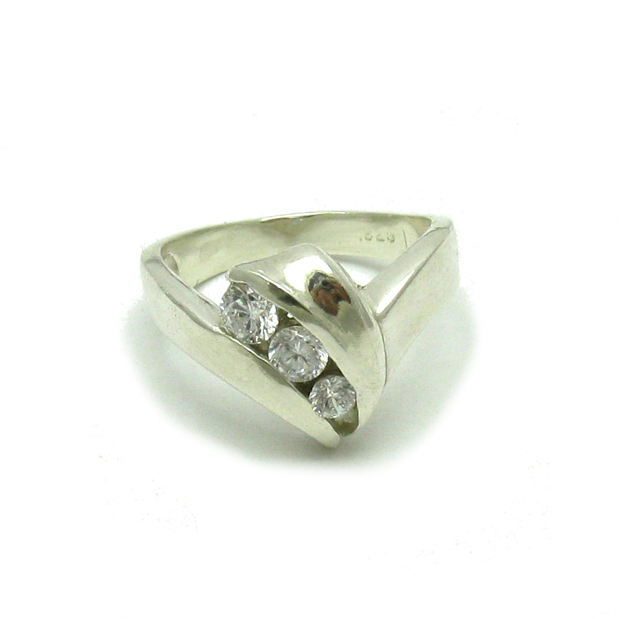Silver ring - R000424