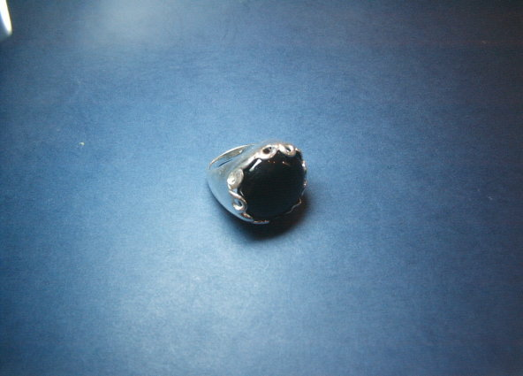 Silver ring - R000429
