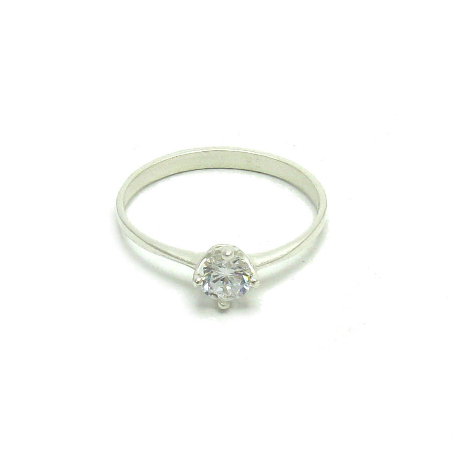 Silver ring - R000458