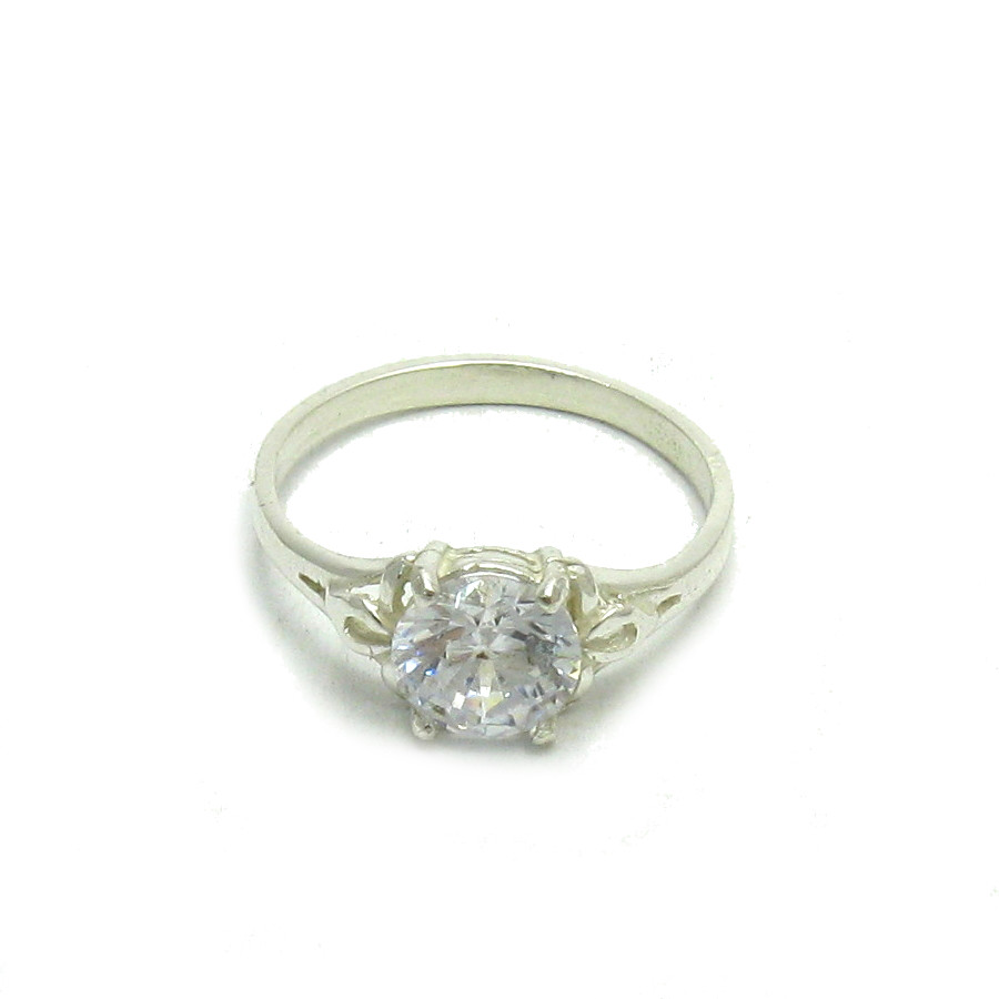 Silver ring - R000459