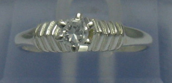 Silver ring - R000462