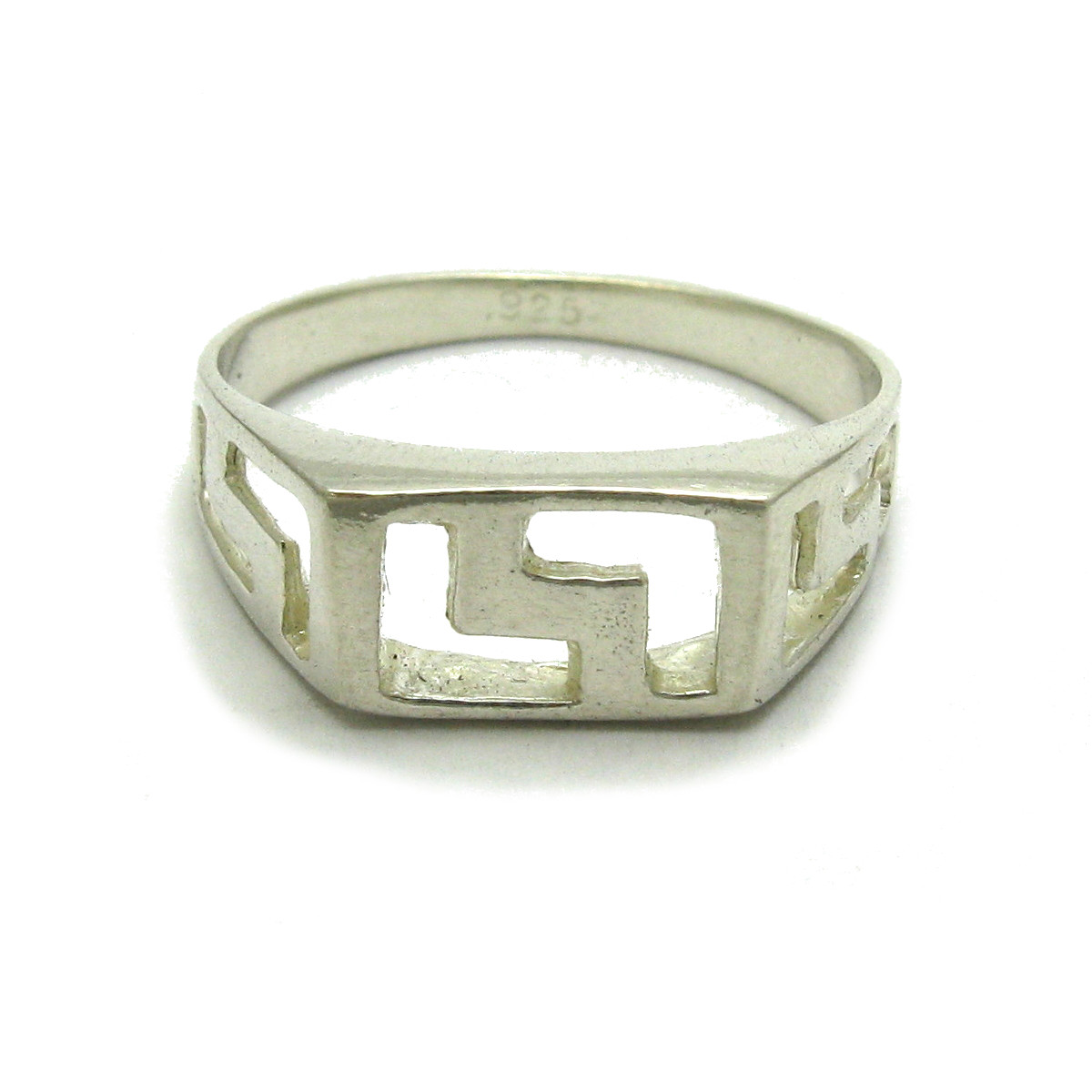 Silver ring - R000469