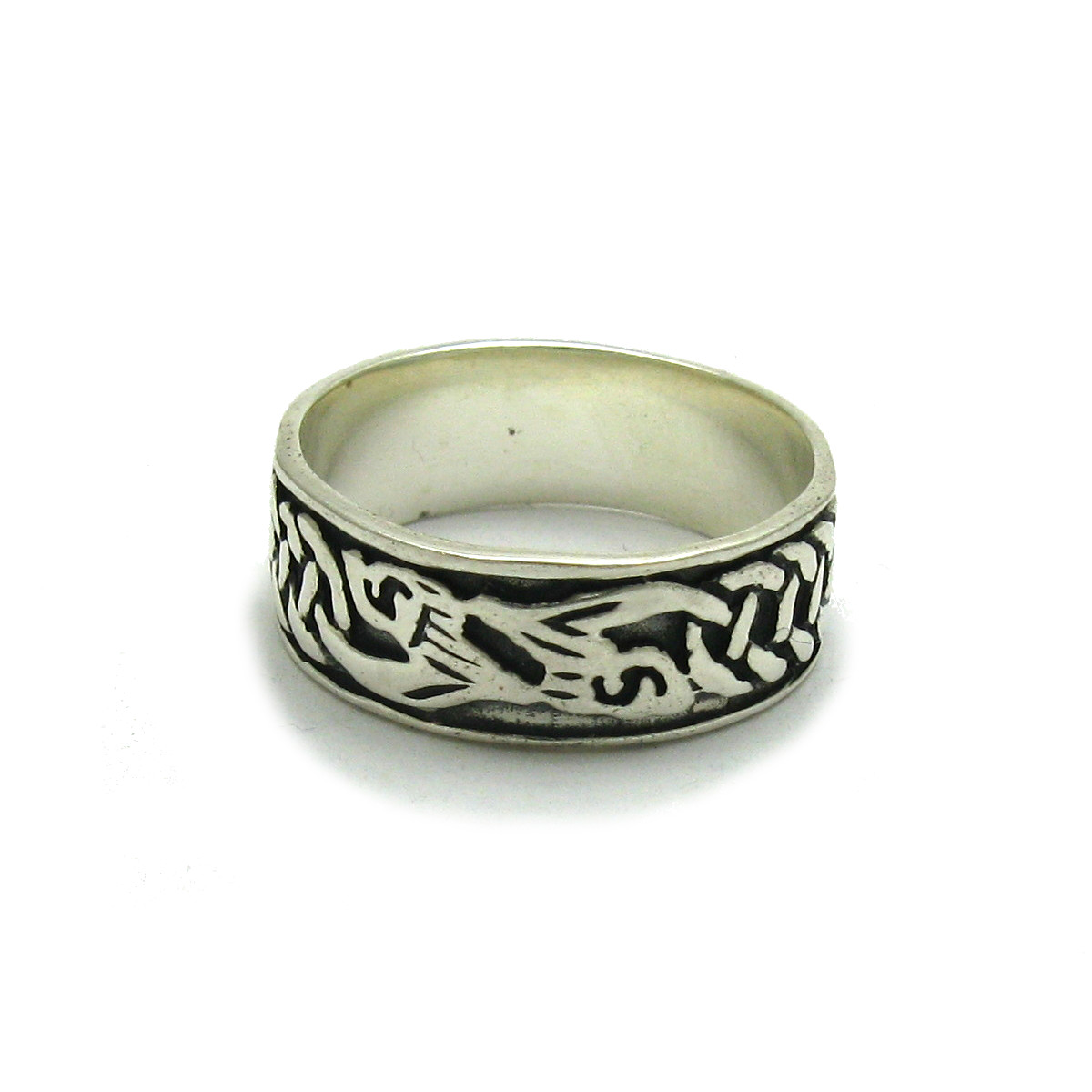 Silver ring - R000479