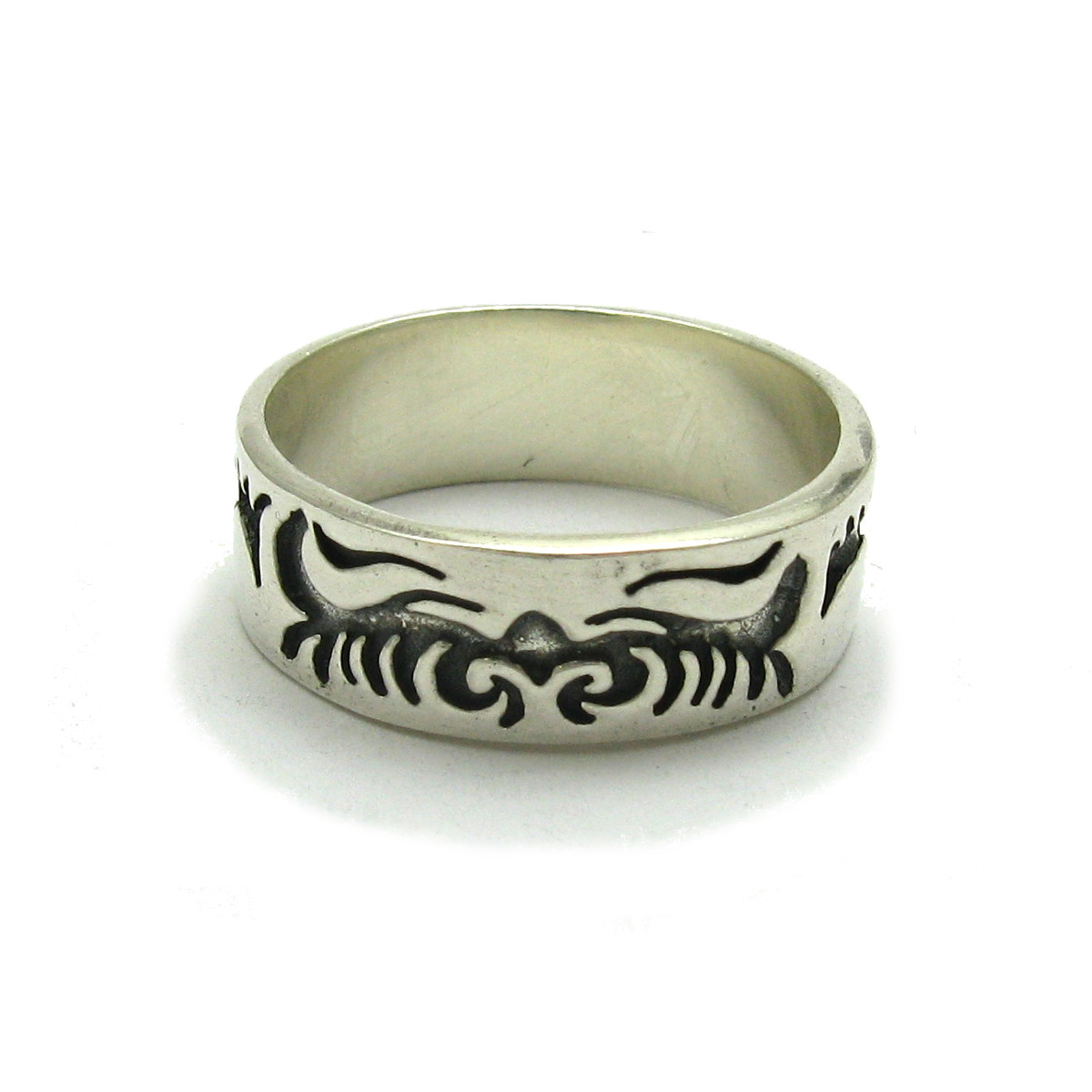 Silver ring - R000480