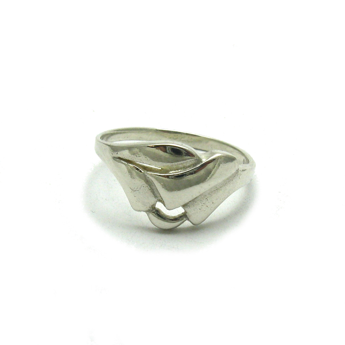 Silver ring - R000482