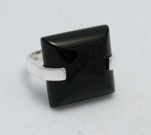 Silver ring - R000485OS