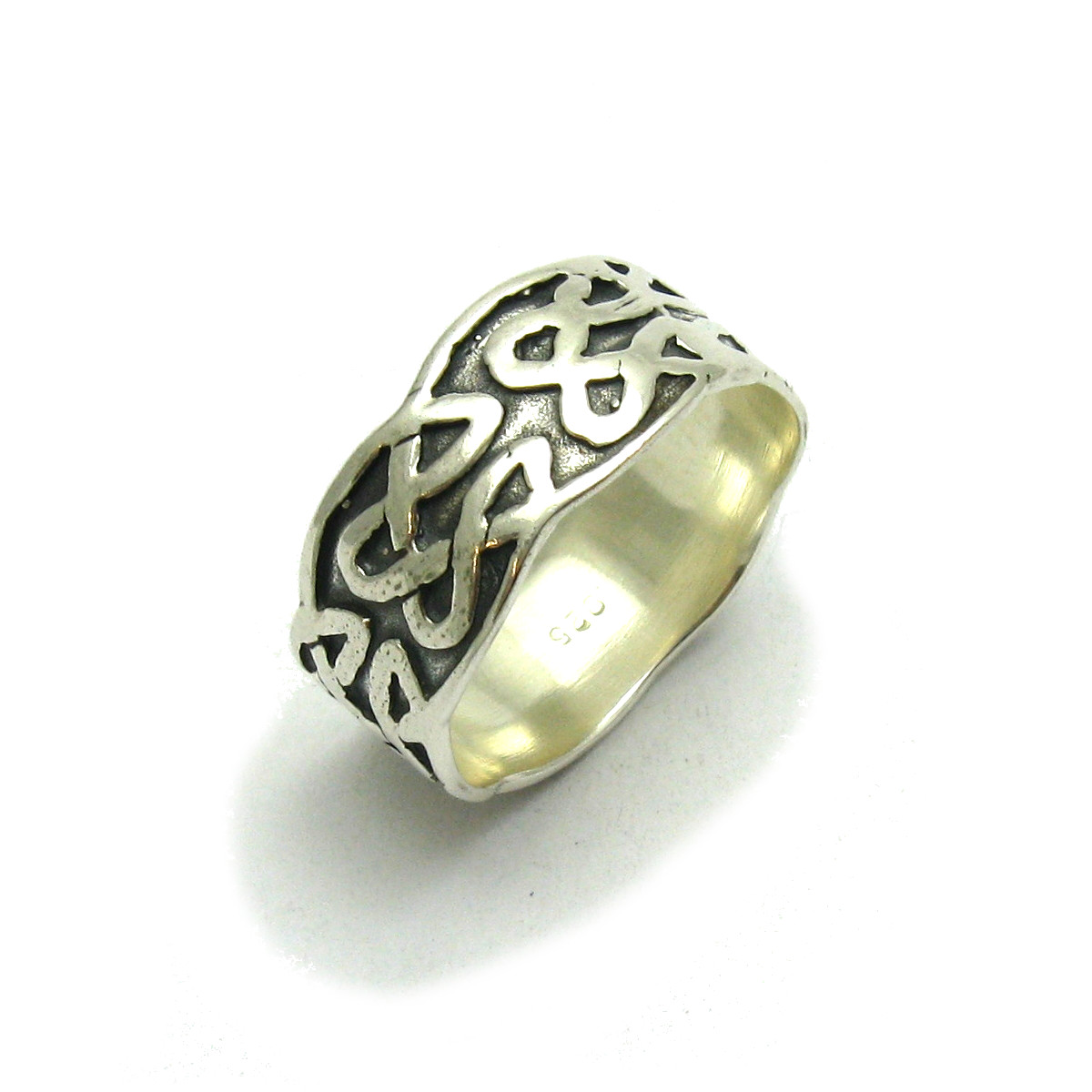 Silver ring - R000491