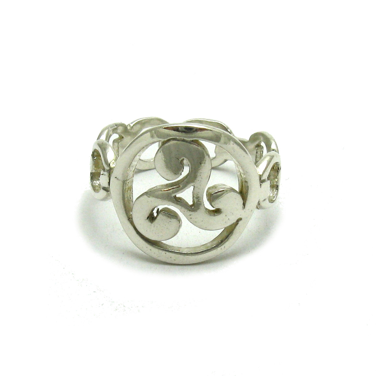 Silver ring - R000496