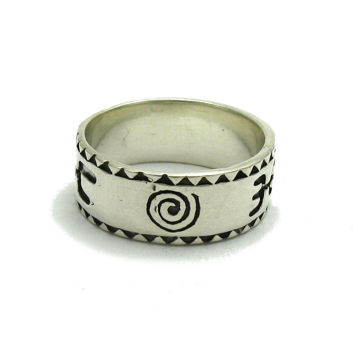 Silver ring - R000497