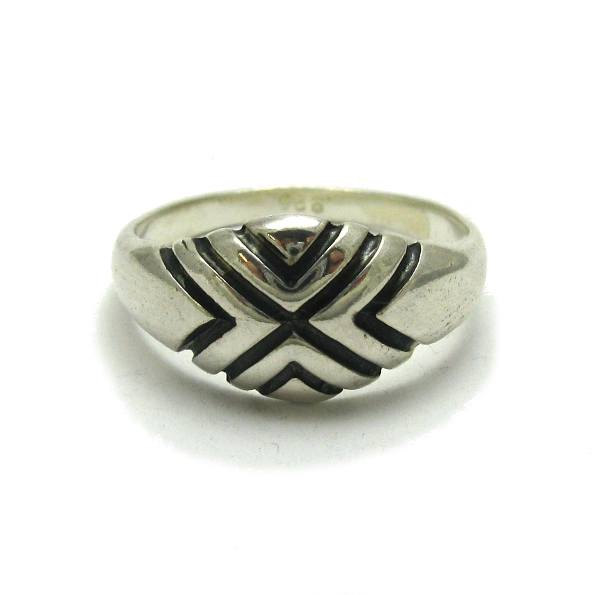 Silver ring - R000502