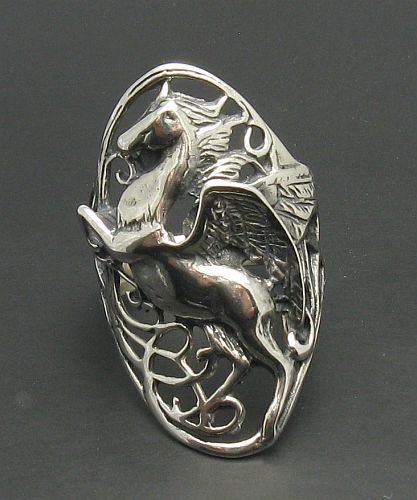 Silver ring - R000504