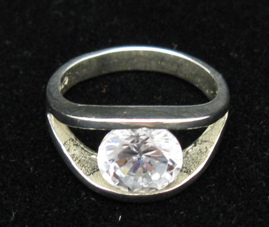 Silver ring - R000514
