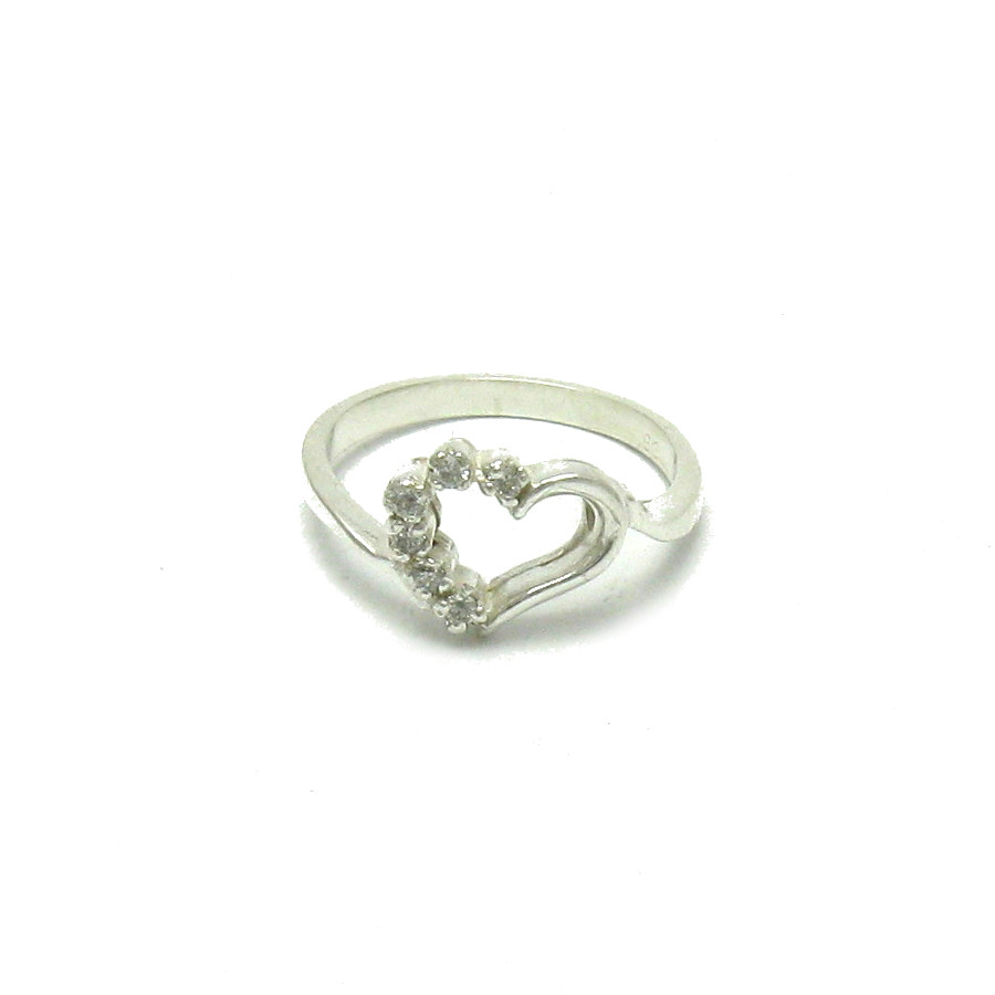 Silver ring - R000516