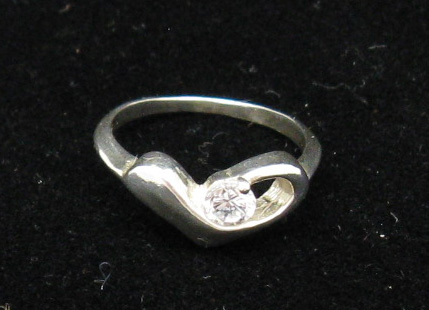 Silver ring - R000517