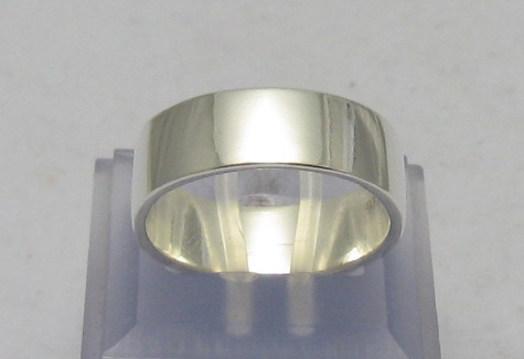 Silver ring - R000530