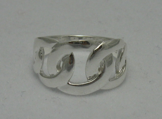 Silver ring - R000541