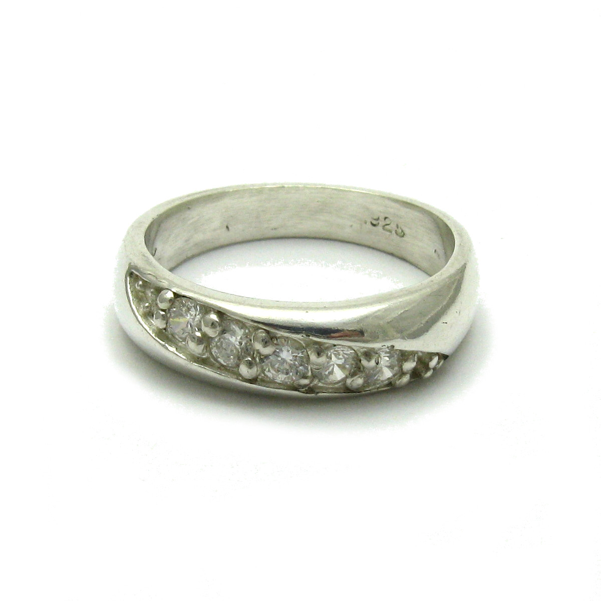 Silver ring - R000577