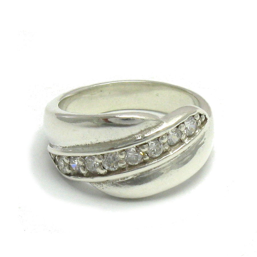 Silver ring - R000578