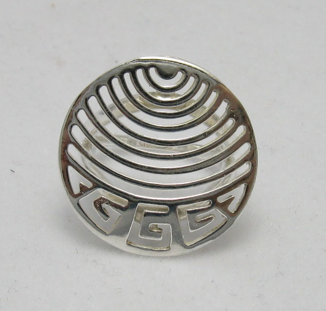 Silver ring - R000581