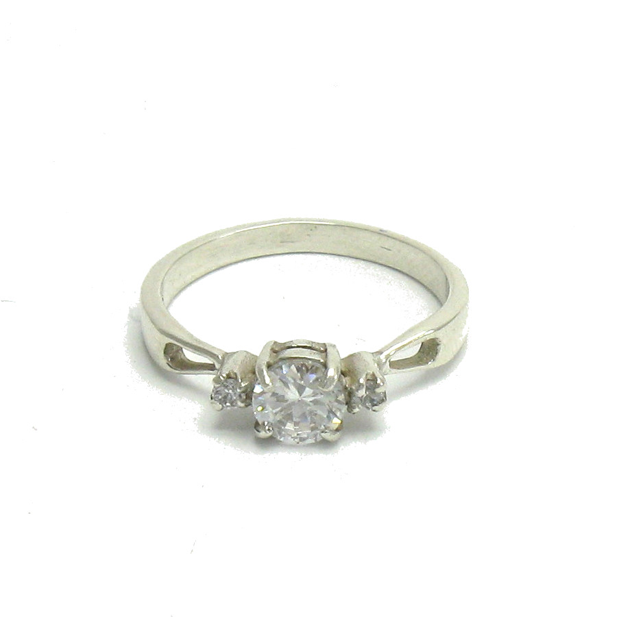 Silver ring - R000599