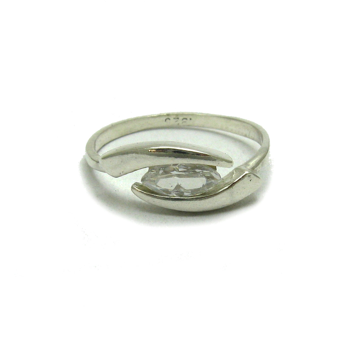 Silver ring - R000610