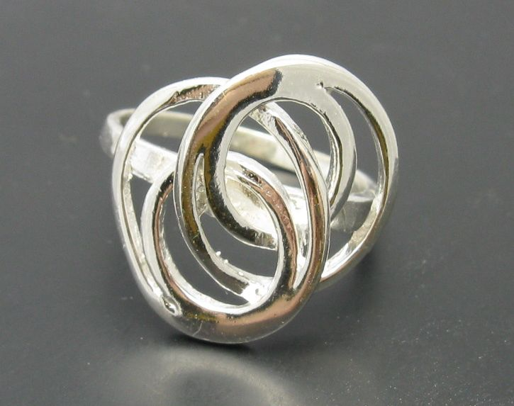 Silver ring - R000612