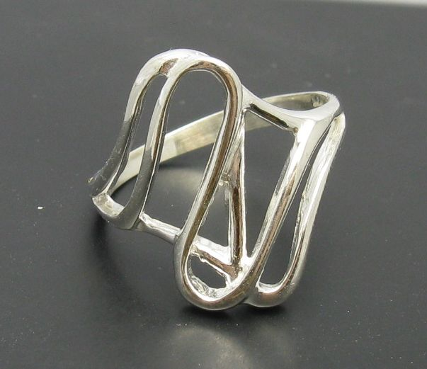 Silver ring - R000614