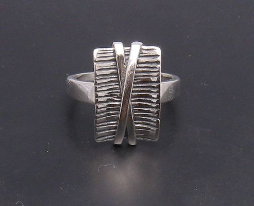 Silver ring - R000631