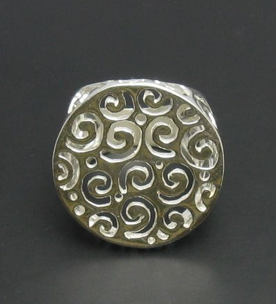 Silver ring - R000647